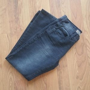 BOY'S * RING OF FIRE STRAIGHT JEANS * 8